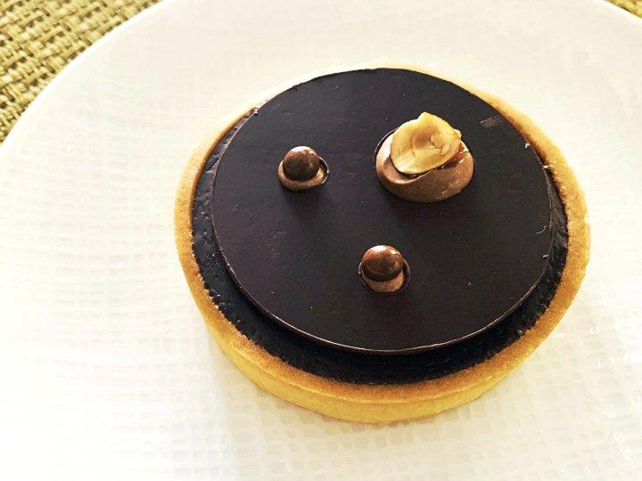チョコレートのタルト<br />Chocolate Tart