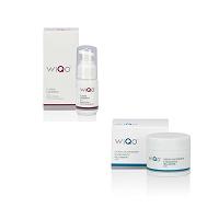 WiQoセット(美容液+保湿クリーム)
