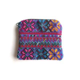 ミニポーチ/グアテマラ雑貨