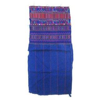 トドスサントス村の民族衣装生地【手織物】/グァテマラ雑貨