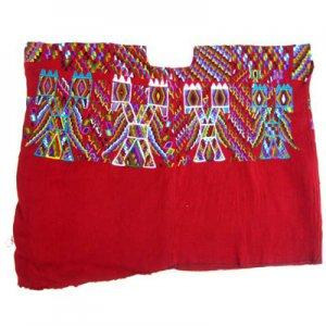 マヤの先住民族衣装・USEDウィピル/グァテマラ衣料品
