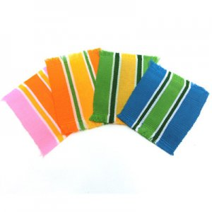 手織りコースター /グアテマラ雑貨・フェアトレード商品