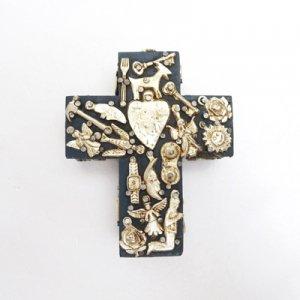 ミラグロの十字架S、クロス/メキシカン雑貨