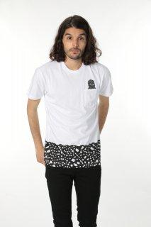 ONETSHIRT×KENSEI YABUNO Alien pocket T-shirt