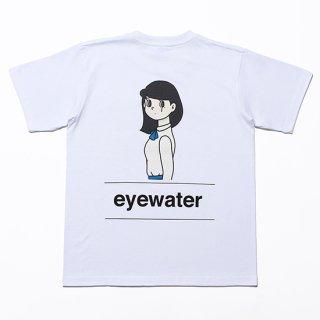 <img class='new_mark_img1' src='https://img.shop-pro.jp/img/new/icons1.gif' style='border:none;display:inline;margin:0px;padding:0px;width:auto;' />Alarme × YUYA HASHIZUMEハシヅメユウヤ eyewater 3  T-shirt