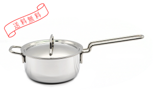 ジオプロダクト片手鍋16cm【GEO-16N】 送料無料