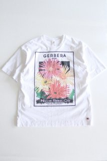 Niche (ニッチ) / Flower Seeds Tee - GER
