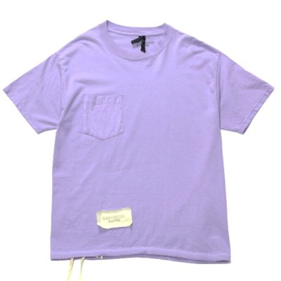 HESTRADA/GEE-WIZ SWITCH S/S Tee - LAVENDER