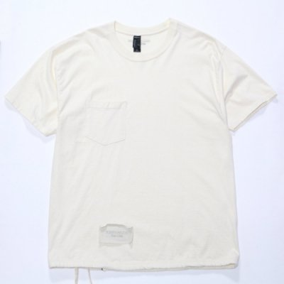 HESTRADA/GEE-WIZ SWITCH S/S Tee - NATURAL