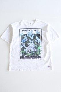 Niche (ニッチ) / Flower Seeds Tee - FOR