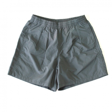 BURLAP OUTFITTER / TRACK SHORTS - CHARCOAL