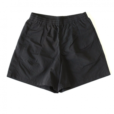 BURLAP OUTFITTER / TRACK SHORTS - BLACK