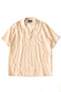 <img class='new_mark_img1' src='https://img.shop-pro.jp/img/new/icons16.gif' style='border:none;display:inline;margin:0px;padding:0px;width:auto;' />DOUBLE RAINBOUU / SS HAWAIAN SHIRTS - CREAM PINK