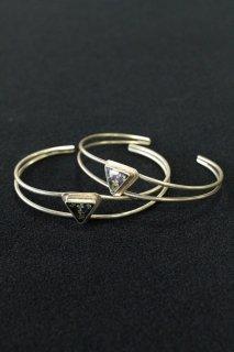 GUSTAVO (グスタボ)/ Flower Extrafine Bracelet-Triangle
