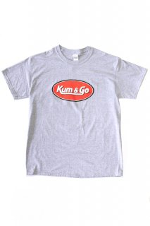 KUM&GO / PRINT Tee - GRY