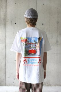 In-N-Out Burger / 1990 S/S Tee - WHITE