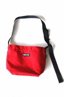 ZAKKPAC / 別注NO FLAP SLING SMALL - RED