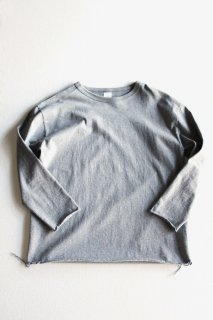 have a good day / 9/10 SLEEVE LOOSE Tee - GRY
