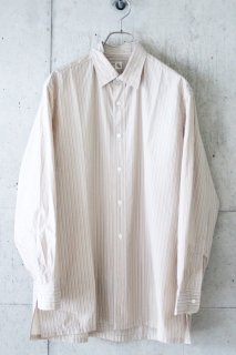 KAPTAIN SNSHINE / Regullar Collar Shirt L/S