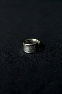 REMAKE / Antique Spoon Ring