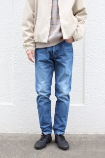<img class='new_mark_img1' src='https://img.shop-pro.jp/img/new/icons16.gif' style='border:none;display:inline;margin:0px;padding:0px;width:auto;' />WESTOVERALLS / 106B - Denim BIO BLUE