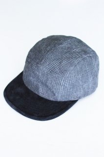 <img class='new_mark_img1' src='https://img.shop-pro.jp/img/new/icons16.gif' style='border:none;display:inline;margin:0px;padding:0px;width:auto;' />KUON (クオン) / CAMP CAP