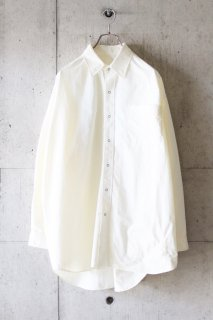 BURLAP OUTFITTER / LS B.B. Shirts - Off White