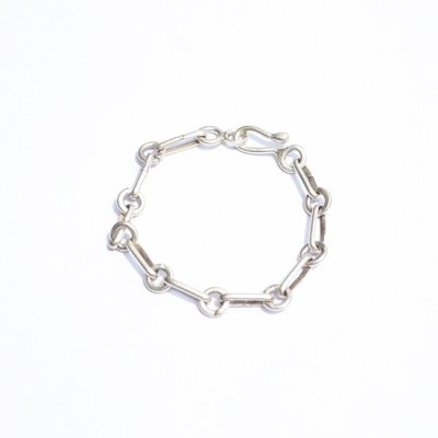 Ben Begay /Navajo Handmade Chain Designed Bracelet