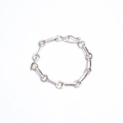 Ben Begay / Navajo Handmade Chain Designed Bracelet