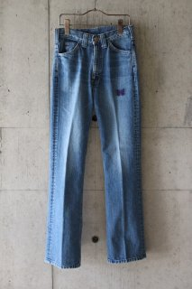 Needles × Lee / Flare Jean Pant - 13oz Denim / VT