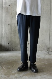 have a good day/Trouser Relax Pants - NAVY