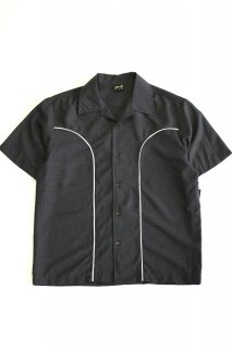Steady Clothing / RIO S/S SHIRT - CHARCOAL