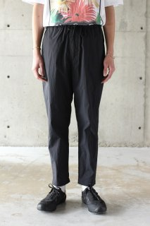 orslow / NEW YORKER PANTS - BLACK