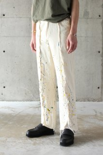 Niche × Ichiryumade / Docking Painter Pants1