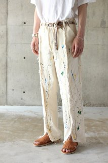 Niche × Ichiryumade / Docking Painter Pants4