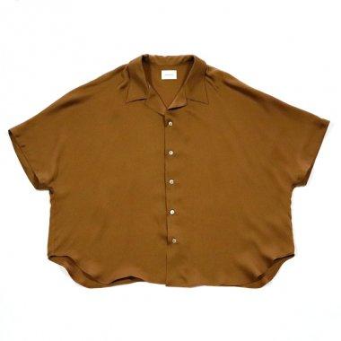 superNova / short sleeve dolman shirt - sateen