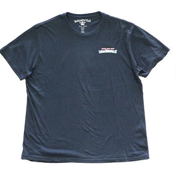 USED SELECT/ PRINTED TEE� - NAVY