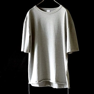 have a good day / LOOSE S/S Tee - GREY