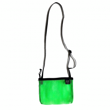 20/80 / NYLON MESH SMALL SHOULDER BAG