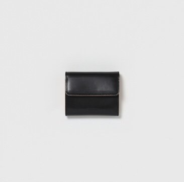 Hender Scheme / bellows wallet - black