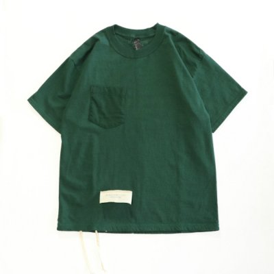 HESTRADA/GEE-WIZ SWITCH S/S Tee - DARK FOREST