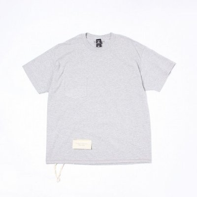 HESTRADA/GEE-WIZ SWITCH S/S Tee - ASH GRAY