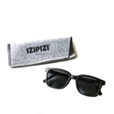 IZIPIZI (イジピジ) / SUN #L サングラス - BLACK