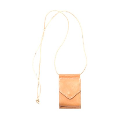 Hender Scheme / hang wallet - NATURAL