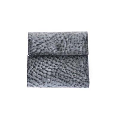 Hender Scheme / clasp wallet - black