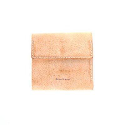 Hender Scheme / clasp wallet - NATURAL