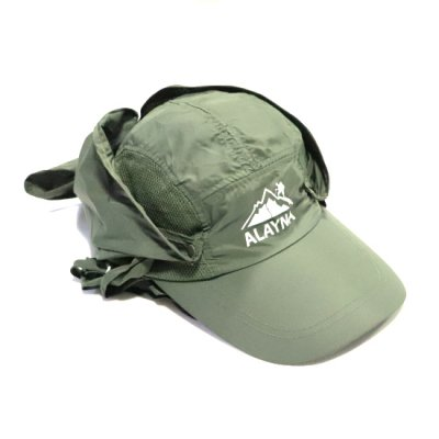 ALAYNA / FISHING CAP - OLIVE