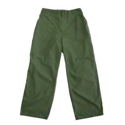 FreshService / EASY WORK PANTS - KHAKI