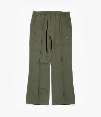 Needles / W.U. Boot - Cut Pant - Pe/W Doeskin / OLIVE