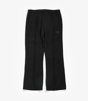 Needles / W.U. Boot - Cut Pant - Pe/W Doeskin / BLACK